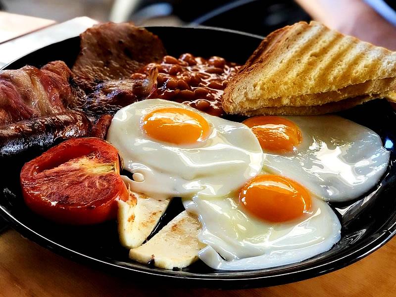 Breakfast Cafe La Terrasse Polis Paphos